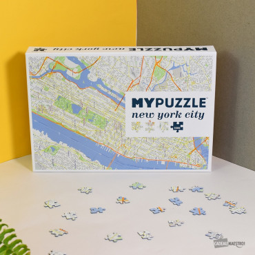 MyPuzzle New-York