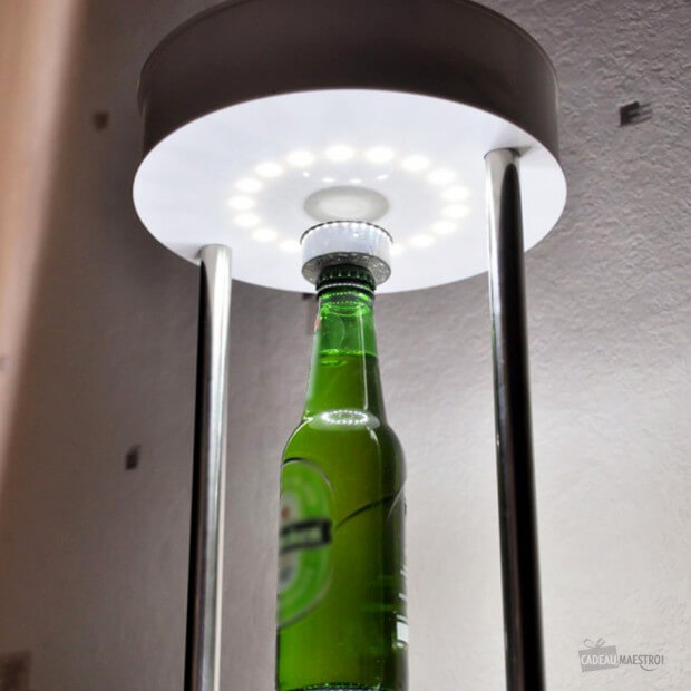 Porte-Bouteille Lévitation Flying Bar 36 LEDS
