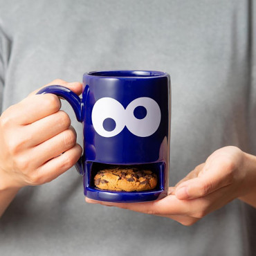 Mug Biscuit Monstre Fou
