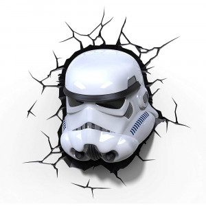 Applique Murale Star Wars Stormtrooper 3D
