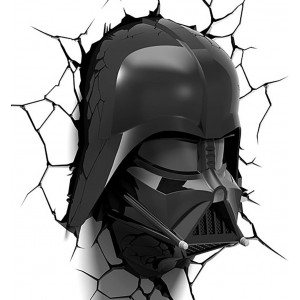 Applique Murale Star Wars Dark Vador 3D