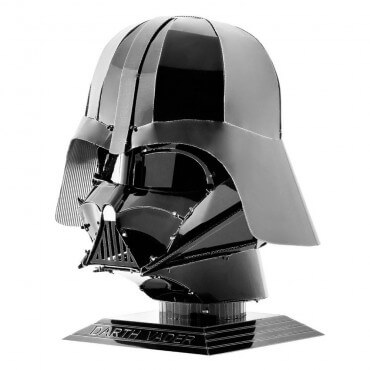 Maquette Métal 3D Star Wars Casque Dark Vador