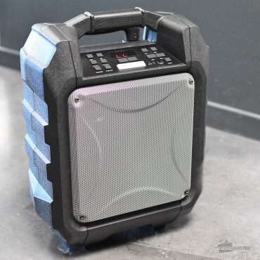 Enceinte Valise Mobile Bluetooth