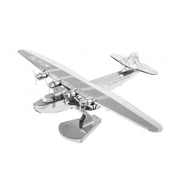 Maquette Métal 3D Hydravion China Clipper