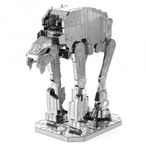 Maquette Métal 3D Star Wars Vaisseau Spatial AT-M6 Invincible