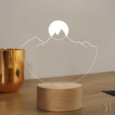 Lampe Lixi Moonlight
