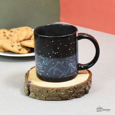 Mug 11 Constellations Thermoréactif
