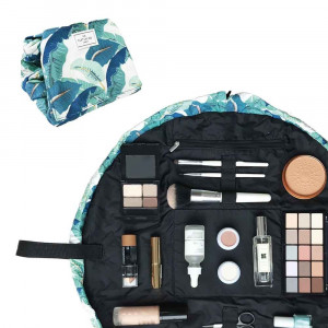 Trousse à Maquillage de Voyage Tropical