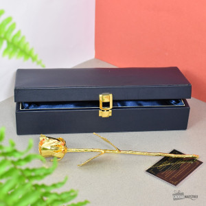 Rose en Or en Coffret Luxe