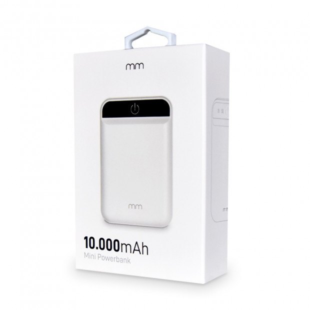 Mini Batterie 10000 mAh Packaging