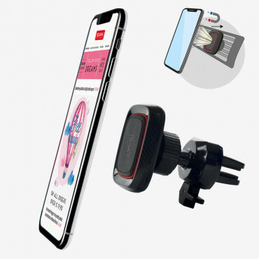 Support Smartphone Magnétique