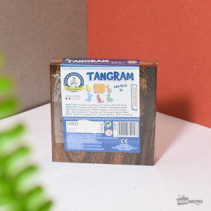 Casse-Tête Tangram authentique
