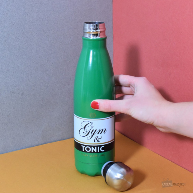 Bouteille Gym & Tonic bouteille isotherme