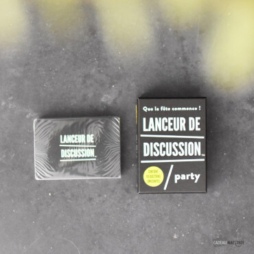 Lanceur de Discussion Party jeu