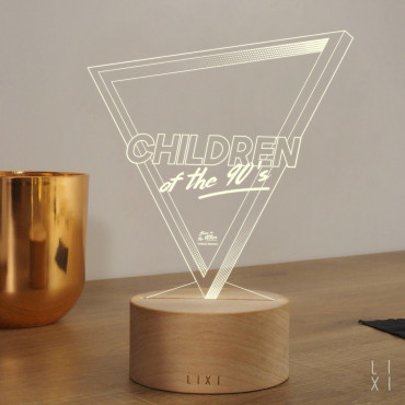 Lampe Lixi Children of the 90ties
