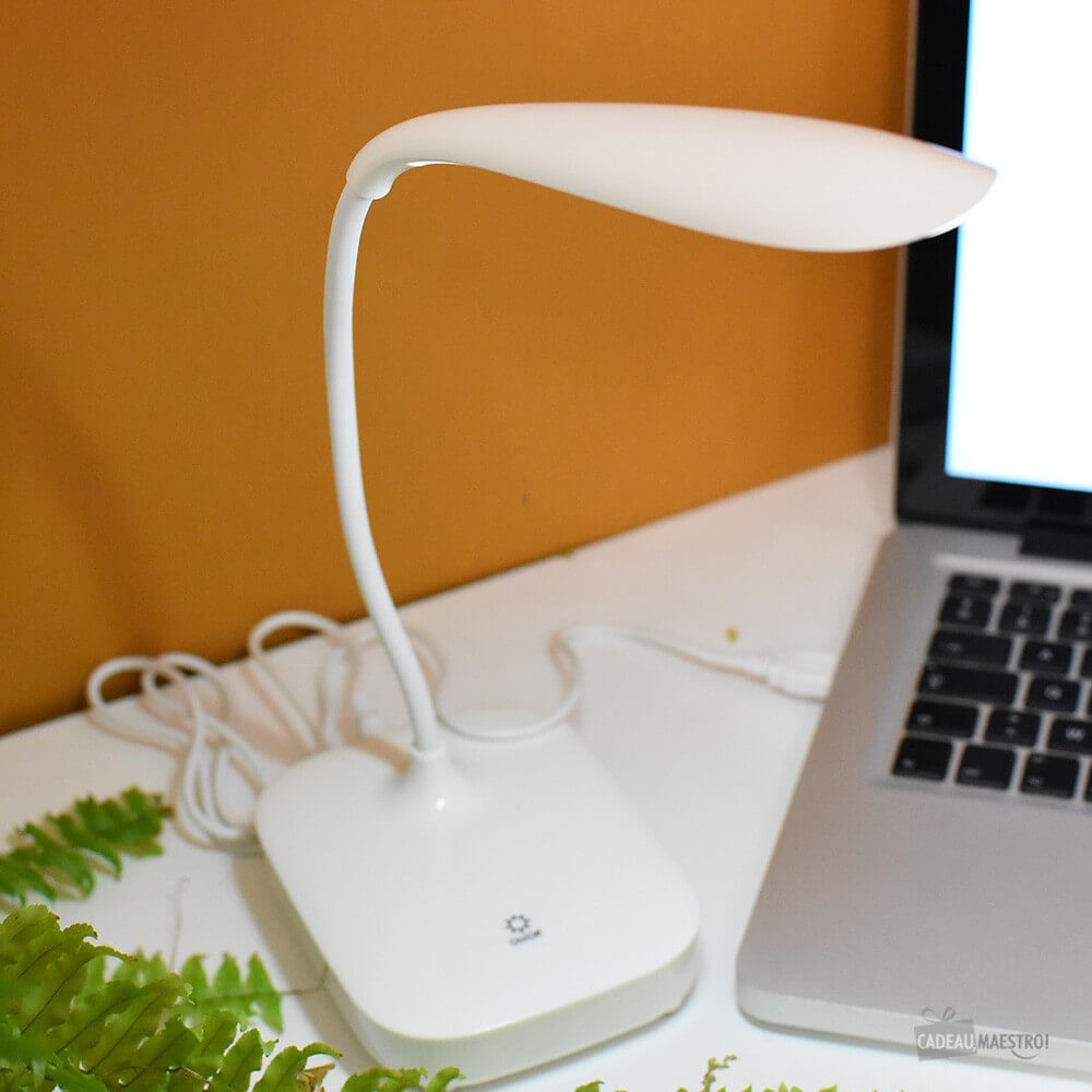 Lampe LED de Bureau Flexible USB