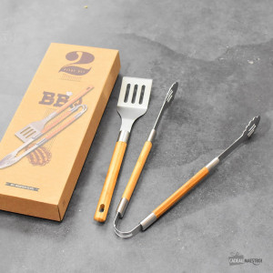 Kit 2 Accessoires pour Barbecue packaging