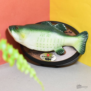 Poisson qui chante Billy Bass Faites chanter Billy Bass !