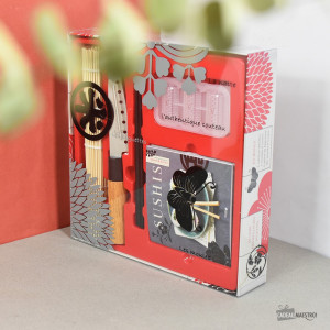 Coffret Sushis Packaging !