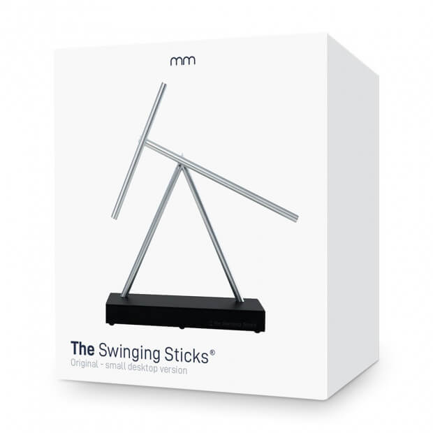 Mobile Infini The Swinging Sticks Packaging !