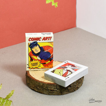 Jeu de Cartes Comics (x54)