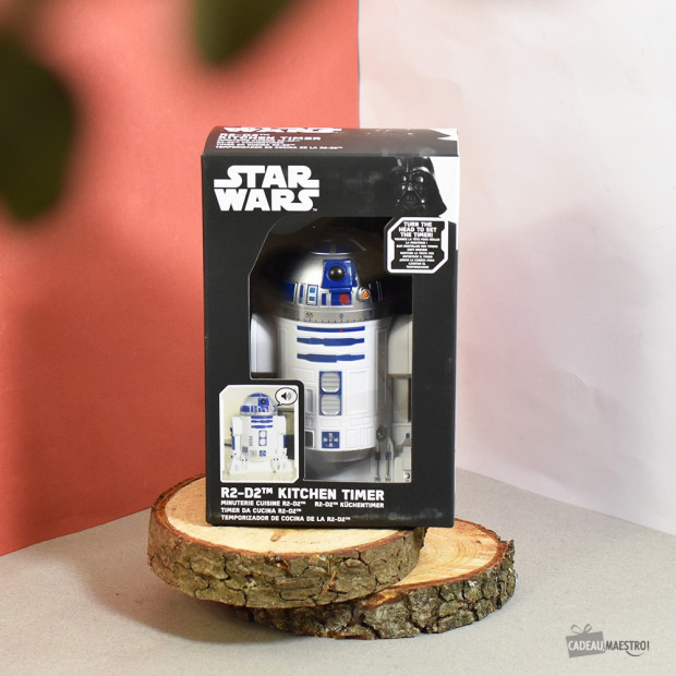 Minuteur R2-D2 Star Wars packaging