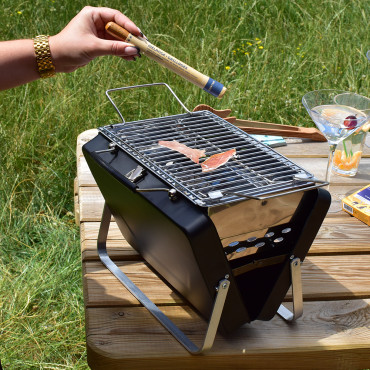Mallette Barbecue Grill  Grillades