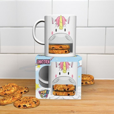 Mug à Cookie Licorne