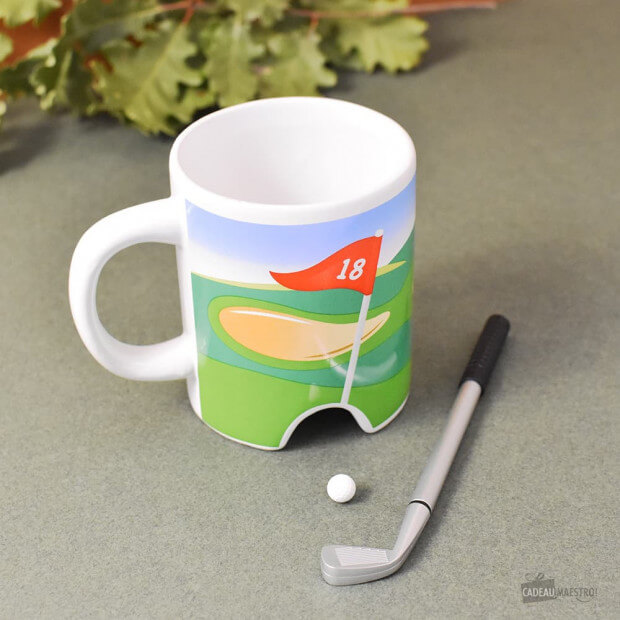 Mug Golf Le kit du golfeur
