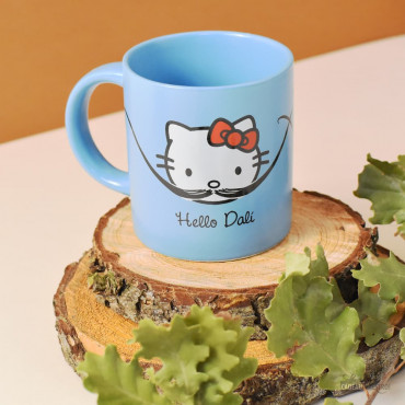 Mug Hello Dali Kitty