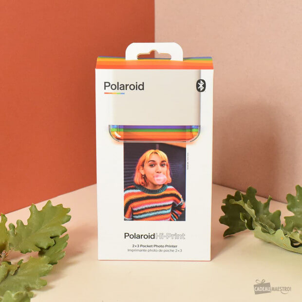 Imprimante Hi-Print Polaroïd packaging