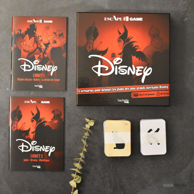 Escape Game Disney Escape Game Disney Recto
