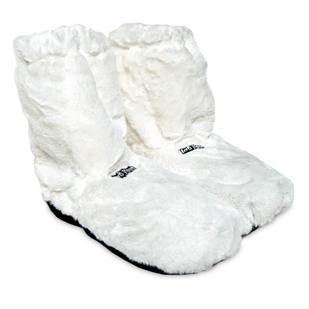 Bottes Chauffantes Blanches