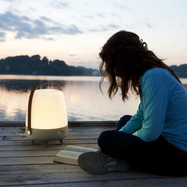 Lampe Enceinte Bluetooth Lite-up Play Lampe nomade