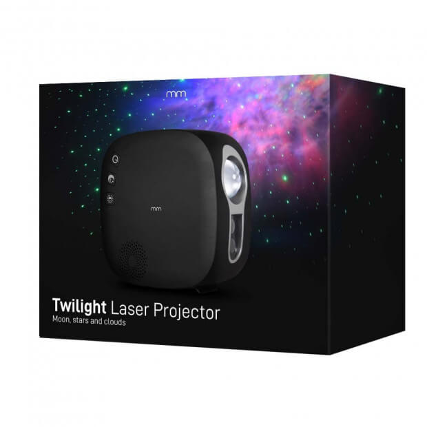 Projecteur Galaxie Projecteur d'Ambiance Galaxies packaging