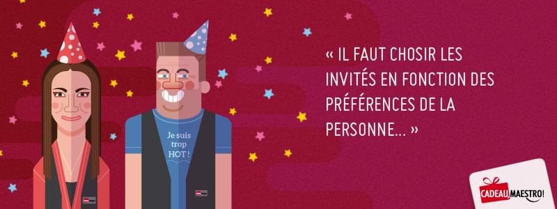 Comment organiser un anniversaire surprise en 10 étapes ?