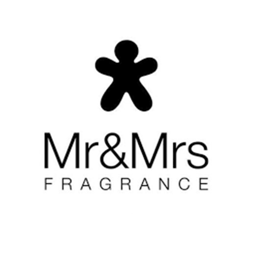 Logo Mr and Mrs Fragrance