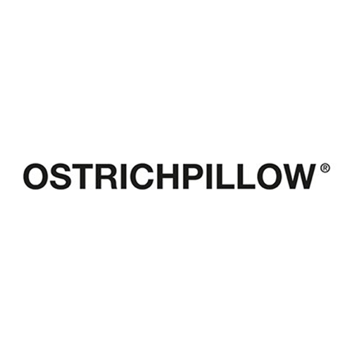 Logo Ostrich Pillow