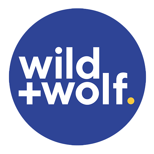 Logo Wild and Wolf